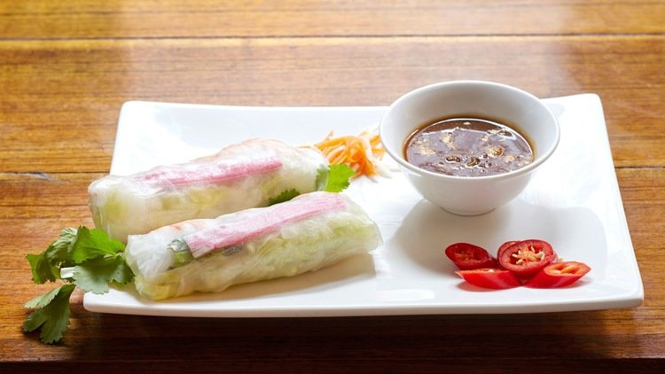 Brisbane's Best Spring Rolls For Summer Grub