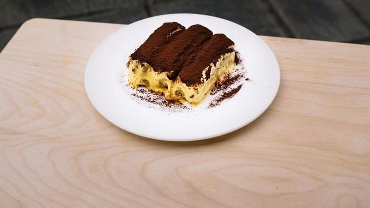 Dish Of The Day: Tiramisu