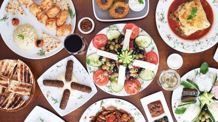 Great Places To Get Greek food In Australia