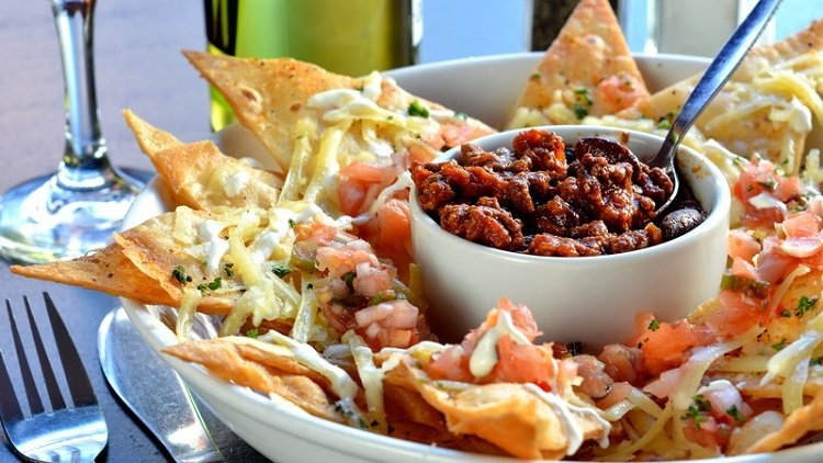 Dish Of The Day: Nachos