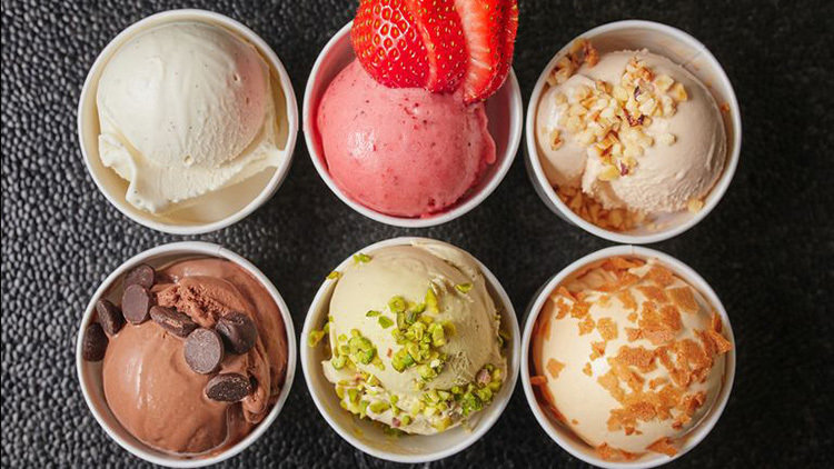 Brisbane's Tastiest Gelatos And Ice Creams