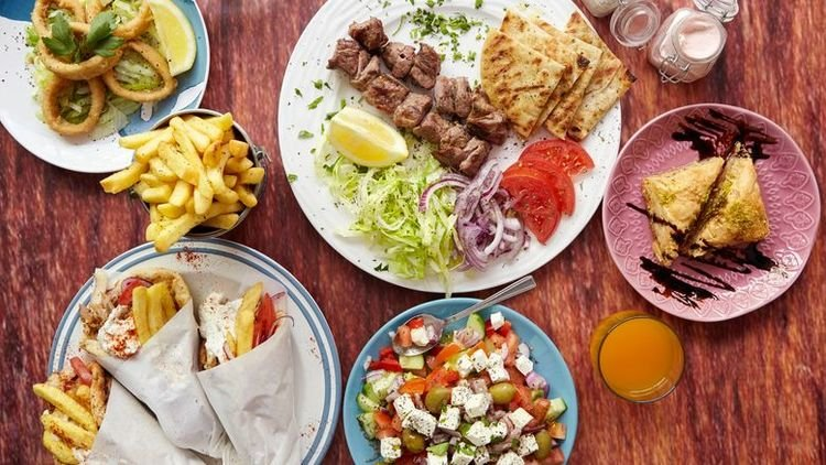 Greek food in Sydney - Enjoy a Taste of the Aegean Sea