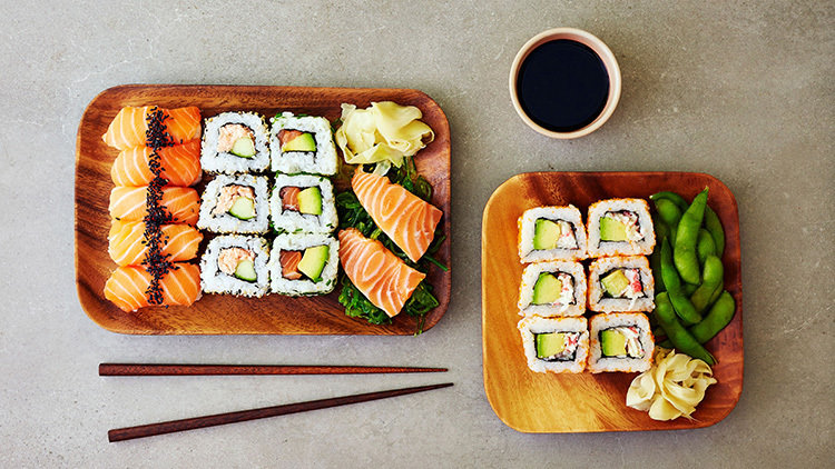 Roll Up For A Romantic Night In With Perth's Valentine's Day Sushi