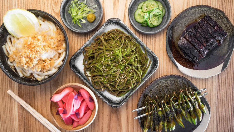 Sydney's Best Japanese Veggie Noodle Dishes