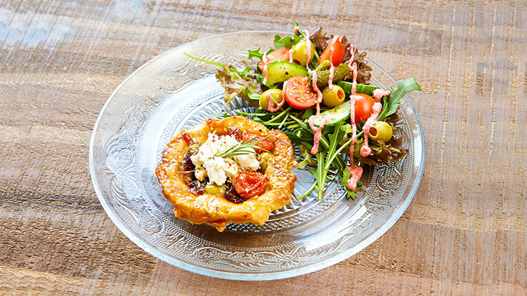 Onion tarts, quiches and more - The best savoury tarts around