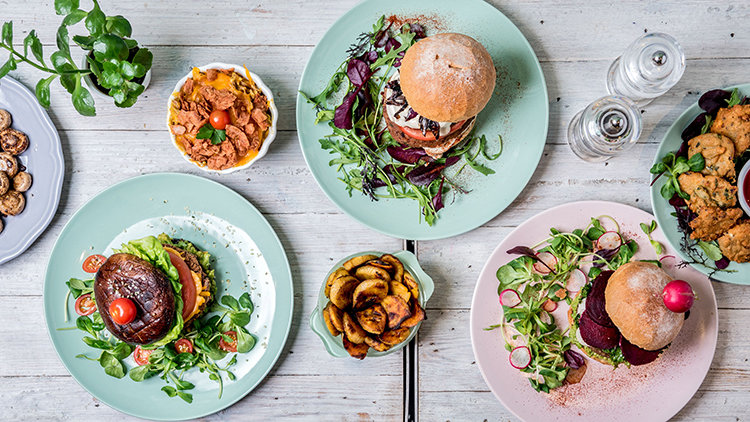 Best vegan burgers of Sydney - The city's top 4 plant-based patties