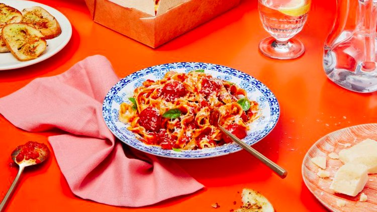 Dish Of The Day: Pasta Arrabbiata