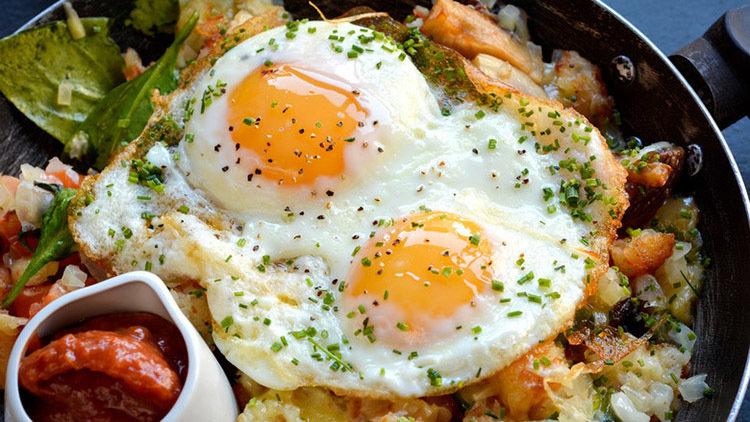 The Best Egg Dishes In Sydney Will Have You Satisfied Deliveroo