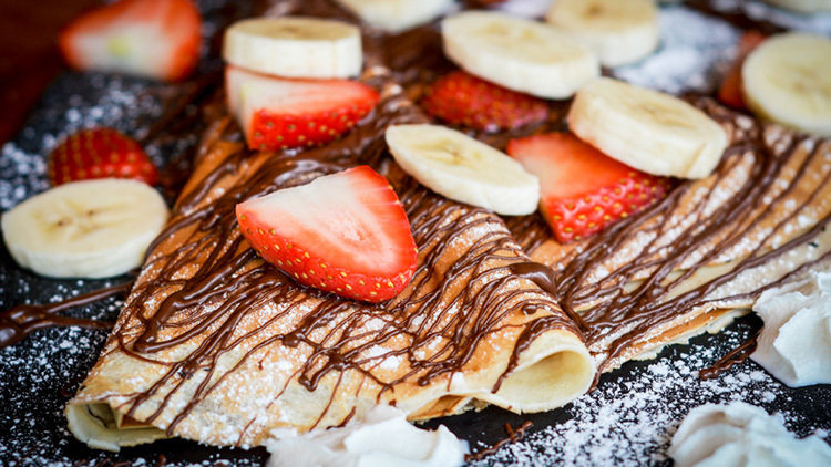 Perth's Top Fillings For A Morning Crepe