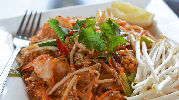 Grub's Up - The Best Pad Thai on the Gold Coast