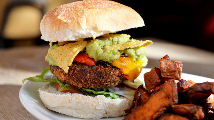Burgers are for everyone: 5 great veggie options for delivery