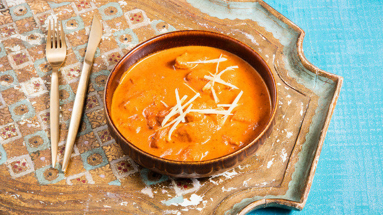 Dish Of The Day: Butter Chicken