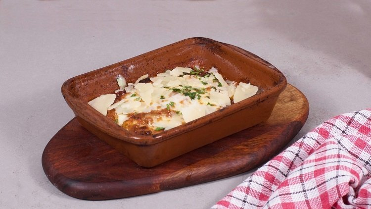 What Really Makes The Best Veggie Lasagne?