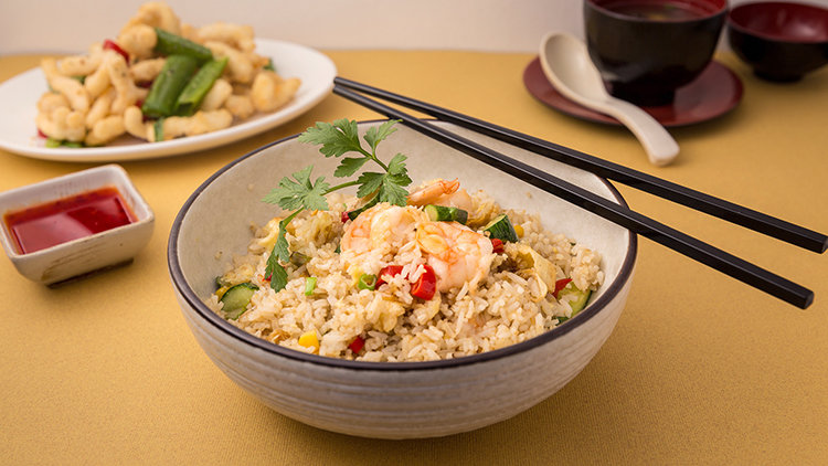 Feed up on fried rice from around the world