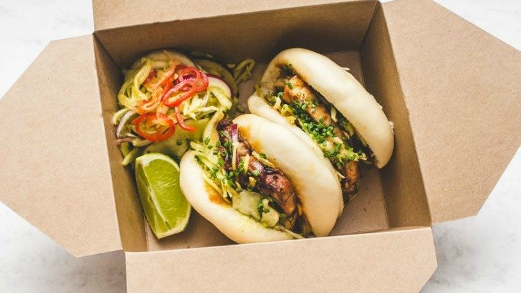 Chinese Pork Bao Buns: Dish Of The Day